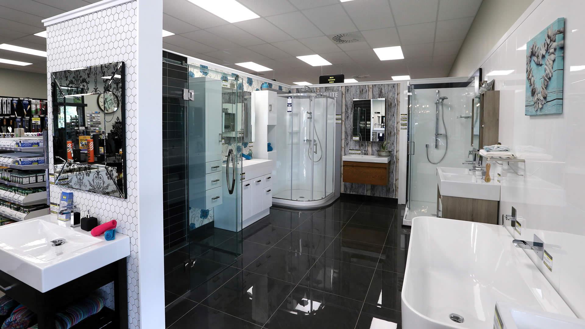... Bathroom Accessories Display