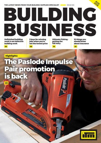 The Paslode Impulse Pair promotion is back